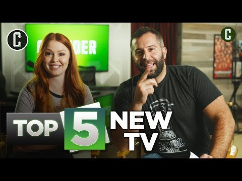 Best Of 2017 In New TV Shows - Josh Macuga And Grace Hancock's Top 5 Lists