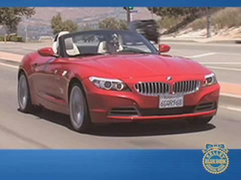 BMW Z4 Roadster Video Review - Kelley Blue Book