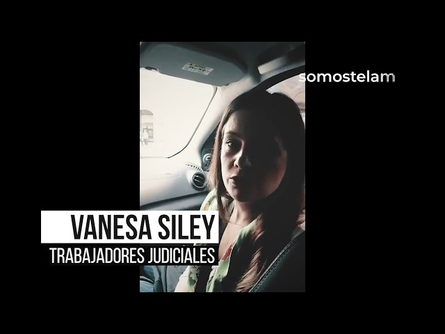 Marcha por Télam: Vanesa Siley invita a movilizarse