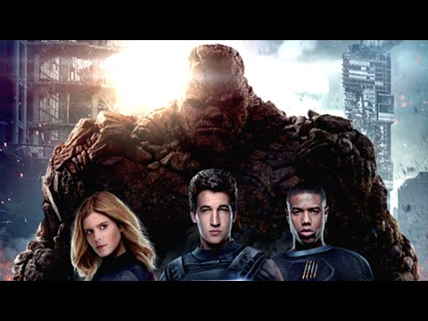 Fantastic Four Interview Gets Real Awkward [VIDEO]