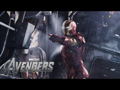 The Avengers - Repairing rotors HD