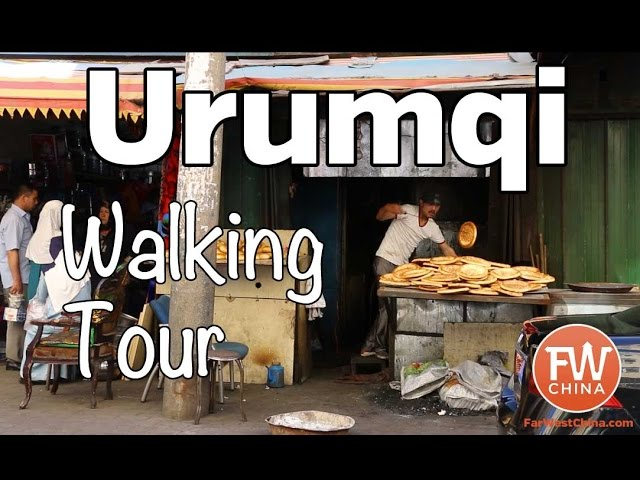 Urumqi Walking Tour | Uyghur Culture in Xinjiang's Capital (UPDATE: Now Destroyed)
