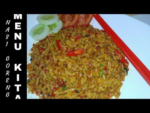 CARA PEDAGANG KAKI LIMA MEMBUAT NASI GORENG.   Nasi Goreng Pedagang kaki Lima mempunyai rasa yang berbeda dibandingkan nasi ....