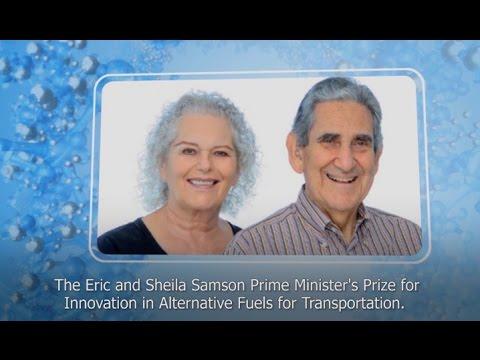 The Samson Prime Minister's Prize for Innovation in Alternative Fuels for Transportation 2016