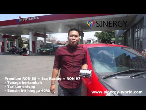 Testimony Eco Racing - Hendra Jazz