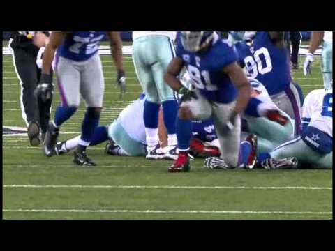Justin Tuck Highlight 2011-2012