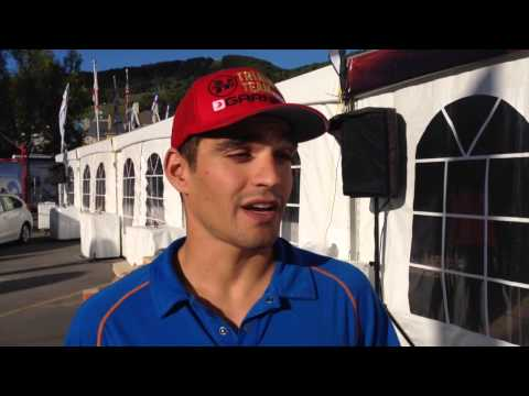 Merrell team launch interview with Pierre Yves Gigou