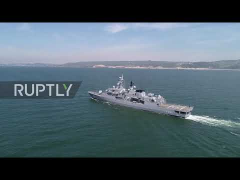 Turkey: 'Sea Wolf' Military Exercise Kicks Off On Three Sea Fronts