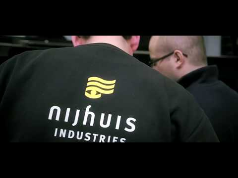 Modular Wastewater Treatment Plant Example - Nijhuis Industries
