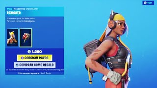 THE *NEW STORE* OF FORTNITE TODAY AUGUST 30 *NEW SKIN* VERY VERY 😂❤️ RARE VERY