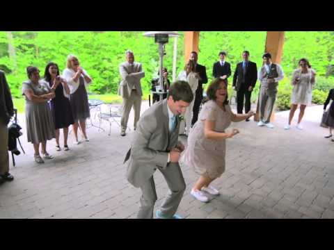 The Best, Most Epic Mother Son Wedding Dance... Just watch