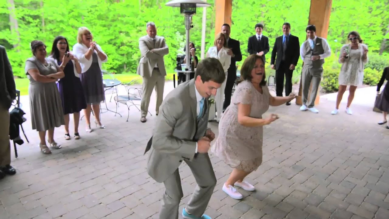 The Best Most Epic Mother Son Wedding Dance Just Watch