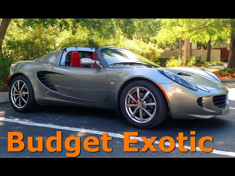 Lotus Elise Review – Budget Exotic?