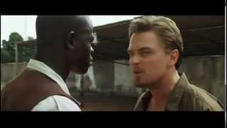 BLOOD DIAMOND - Danny Archer knows white people