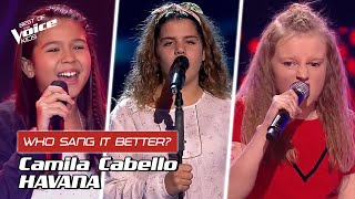 "Baixar Who sang Camila Cabello's ""Havana"" better? 💃 