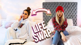 SWITCHING LIVES WITH JORDYN JONES