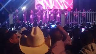 Raúl Partida En La fiesta de la concia municipio de Ayotlan Jalisco