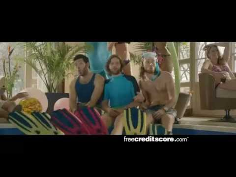 Free Credit Score :  Pool Party