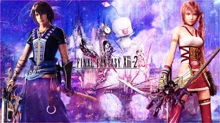 Final Fantasy XIII-2 - PC - JP Audio - Blind run - 300 subs stream - Part 2