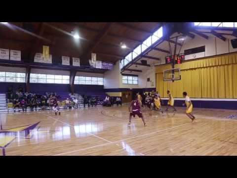 6'3 (Combo Guard) Xavier Davenport 2016-2017 Tennessee Preparatory Academy