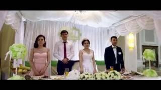 Яркая и веселая свадьба молодых Данияр&Айым.