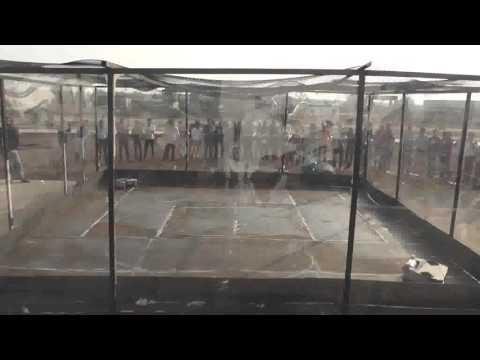 Team KARMA vs Shadow at IIT Indore 2017