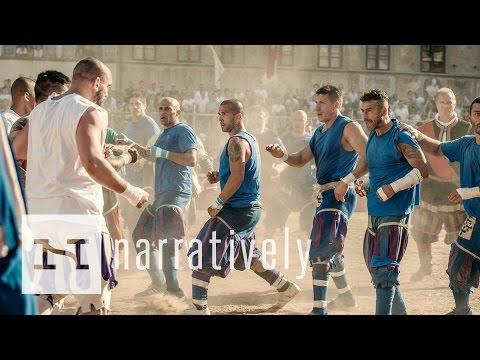 The Gladiators of Calcio Storico | Narratively