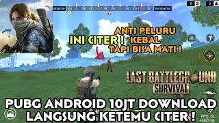 Baru Main Last Battleground Survival Langsung BY 1 SAMA CITER ! GUE MENANG