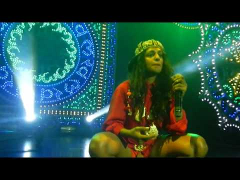 M.I.A. - Y.A.L.A.  - Bamboo Banga (Remix)  MATANGI Tour live at The Belasco / 2013