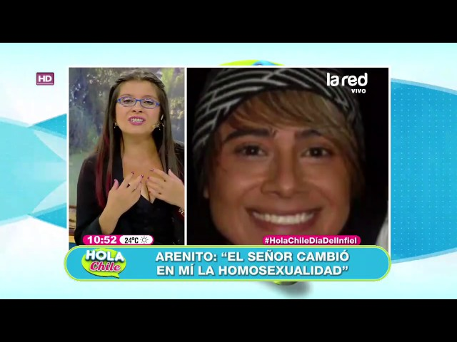 Las polémicas declaraciones de Arenito que están generando discusión sobre la homosexualidad