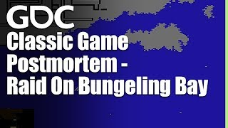 Classic Game Postmortem - Raid On Bungeling Bay