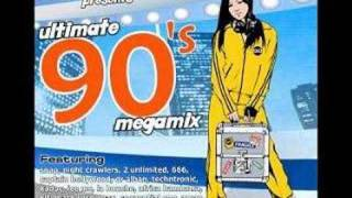 The Ultimate 90s Dance Megamix (Part1 of 4 ) - DOWNLOAD IN LINK