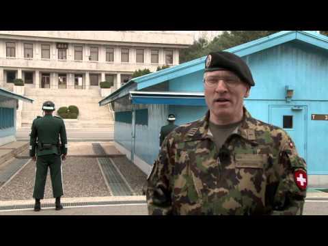 SCHWEIZER ENGANGEMENT IN KOREA : DER VERGESSENE WAFFENSTILLSTAND