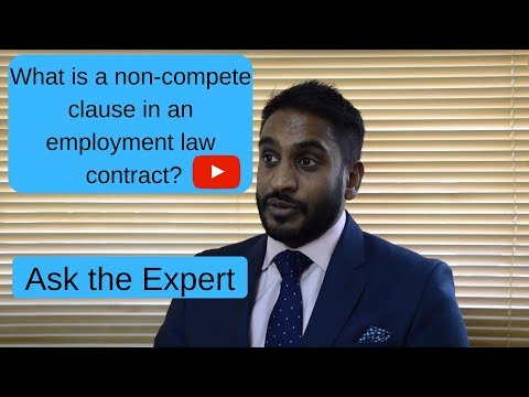 What Is A Non-compete Clause? Ask The Expert