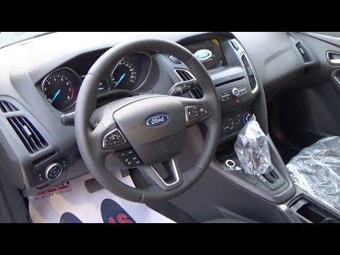 استعراض مواصفات فورد فوكس Ford Focus 2017 الفئه الثالثه