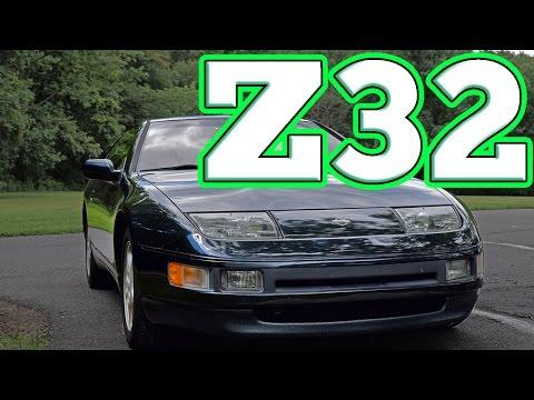 1994 Nissan 300ZX Z32: Regular Car Reviews