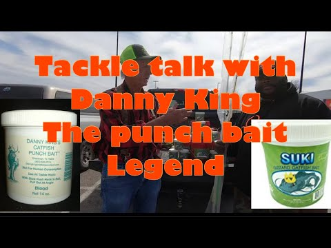 Danny King 2020 - Punch Bait, Signature Rods & More