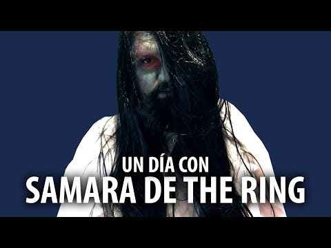 Jose Luis Algar - UN DÍA CON SAMARA DE THE RING (PARODIA)