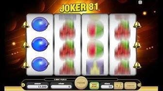 Joker 81 Online Kajot Casino Automat Zdarma