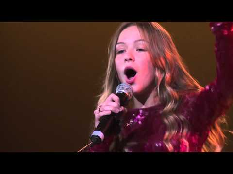 Connie Talbot - Gravity (Live in Hong Kong)