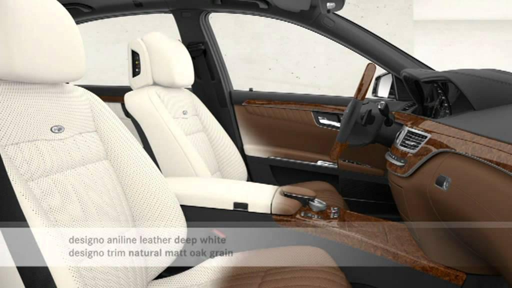 Mercedes Benz S63 Amg >> Mercedes-Benz: The S-Class designo - YouTube