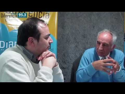 Entrevista en Hora Trece de Radio Diferencia 95.3 Mhz - Don Julio Medina Alarcón