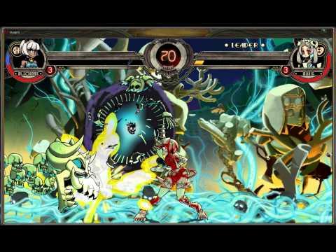 SkullGirls- Miss fortune Rapid Game |