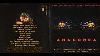 Anaconda Soundtrack - Randy Edelman