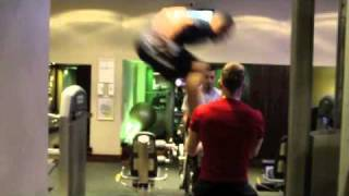 London Personal Trainer Darren Richardson Plyometric Training