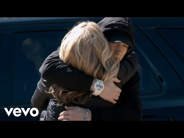 Eminem songs about his daughter Hailie