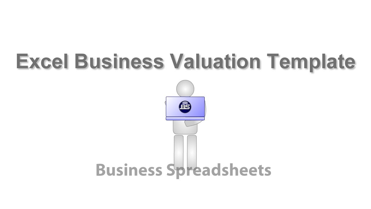 Excel business valuation template youtube flashek Images
