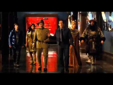 Una Noche En El Museo 3 - Trailer Subtitulado Al Español