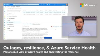 Is Azure up? Outages, resilience, and Azure Service Health alerts