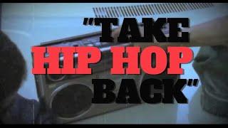 "NECRO - ""TAKE HIPHOP BACK"" ft. VINNIE PAZ & IMMORTAL TECHNIQUE (Lyric Video)"